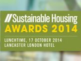 Sustainable Housing Awards 2014