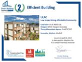 LILAC wins Construction 21 green building solutions award