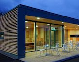 Straw Bale Cafe shortlist for RIBA Award